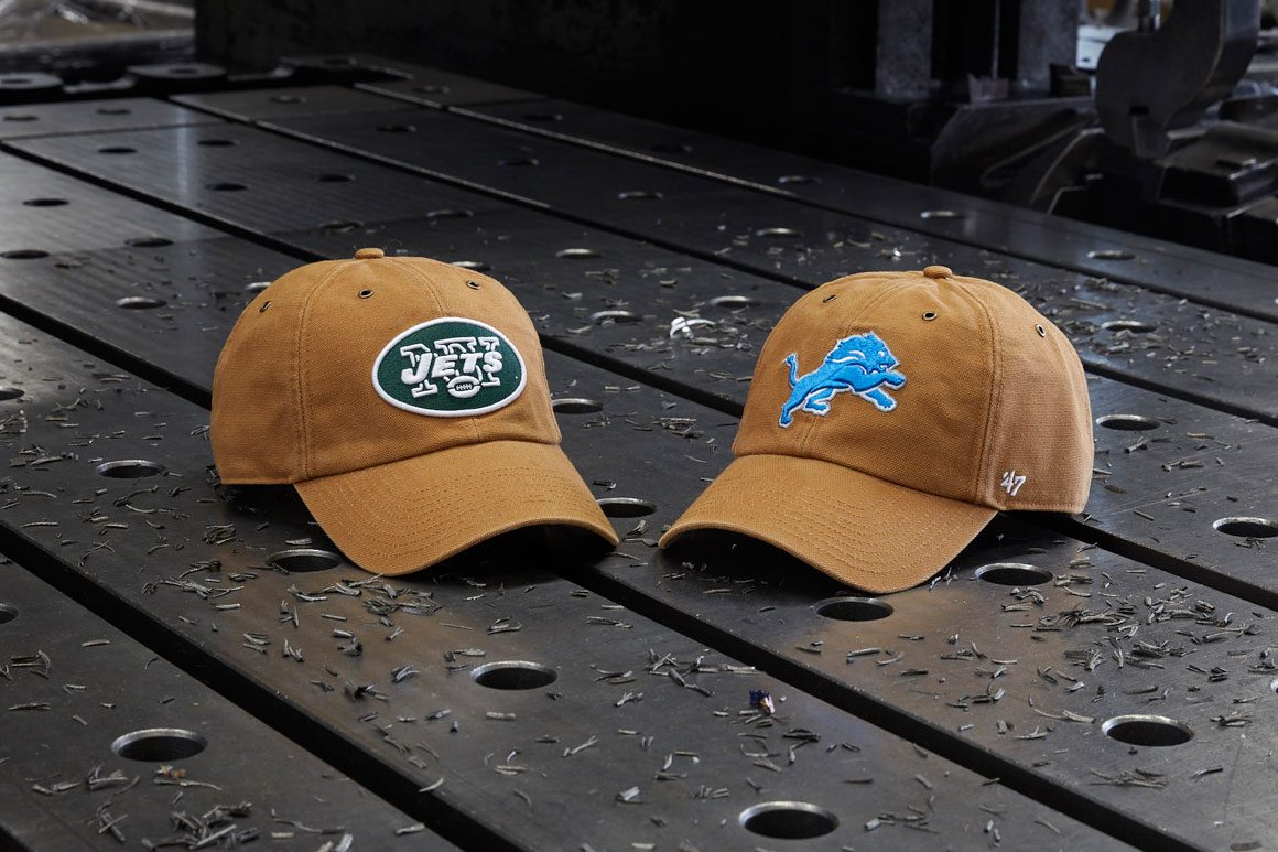 Carhartt x 47 2018 NFL Collection