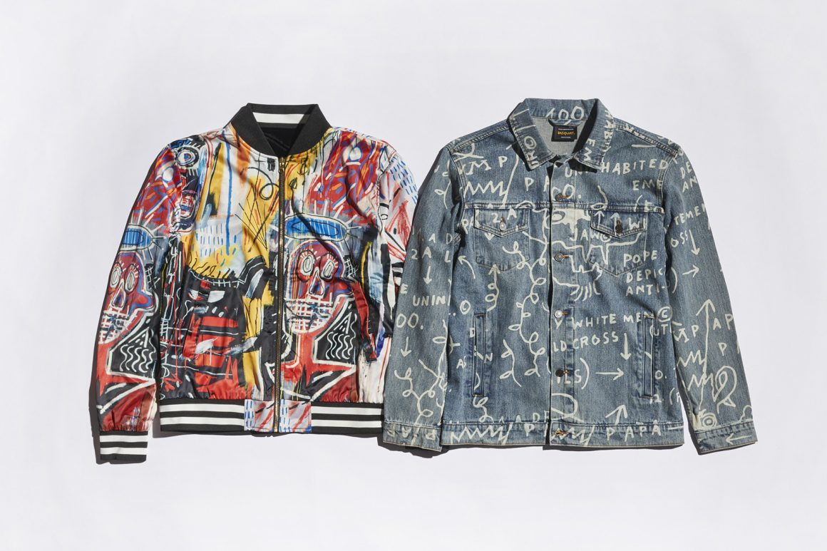 Diamond Supply Co. x Basquiat Collection
