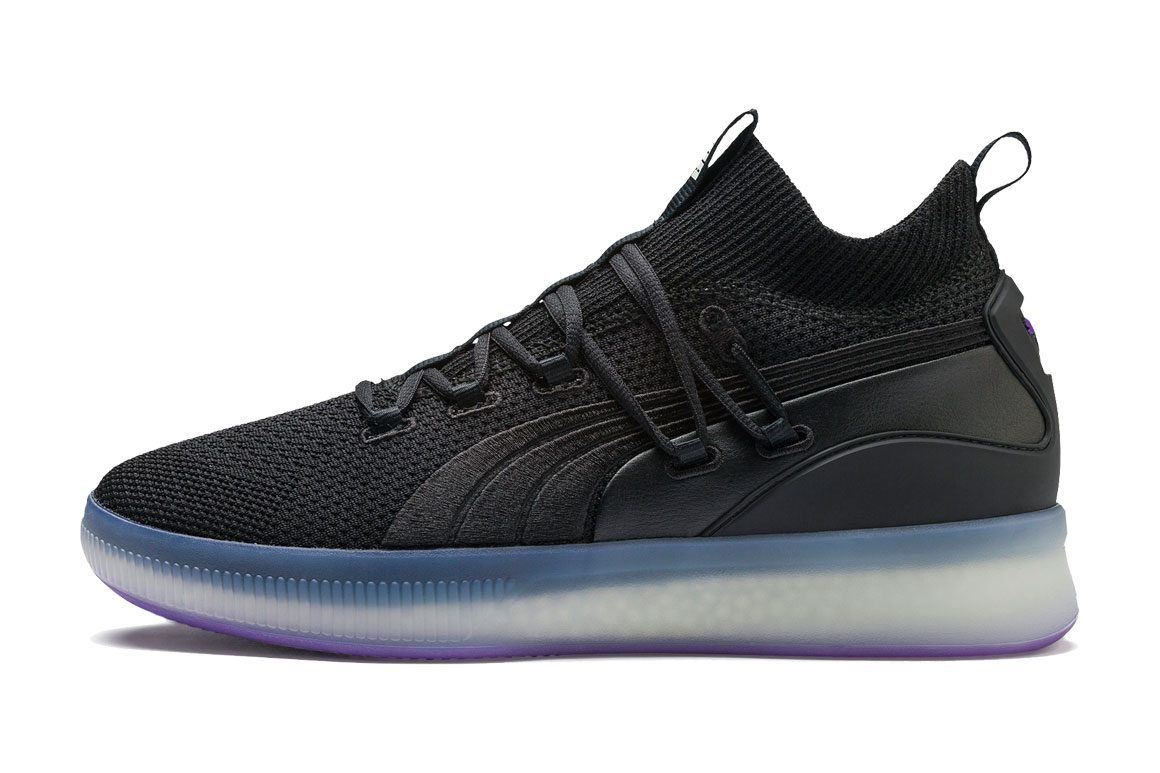 PUMA Clyde Court Disrupt Purple Glow