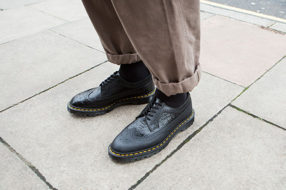 Dr. Martens x Engineered Garments