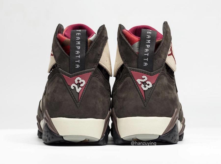 9bb4220f52e The Patta x Air Jordan VII Is Jordan Brand's Stand Out Collab of 2019