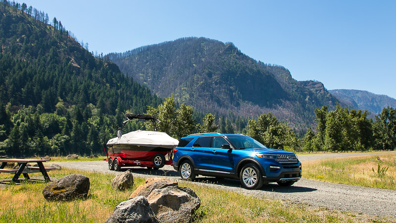 Road Trip Rewind With The 2020 Ford Explorer