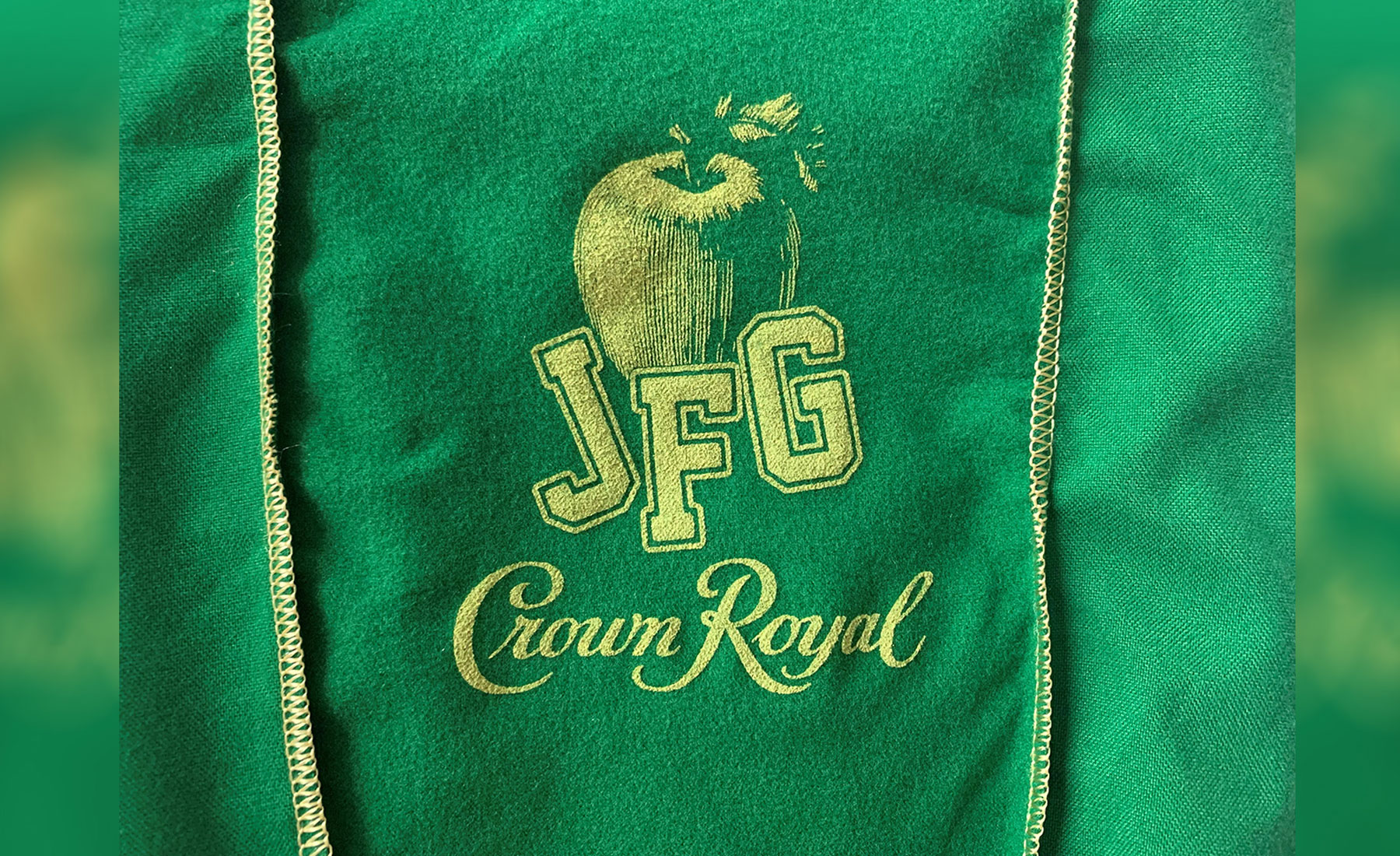 Crown Royal Regal Apple x Joe Freshgoods