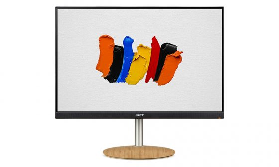 Acer ConceptD CM2241W monitor