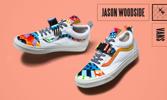 Collaboraid: Jason Woodside x Vans