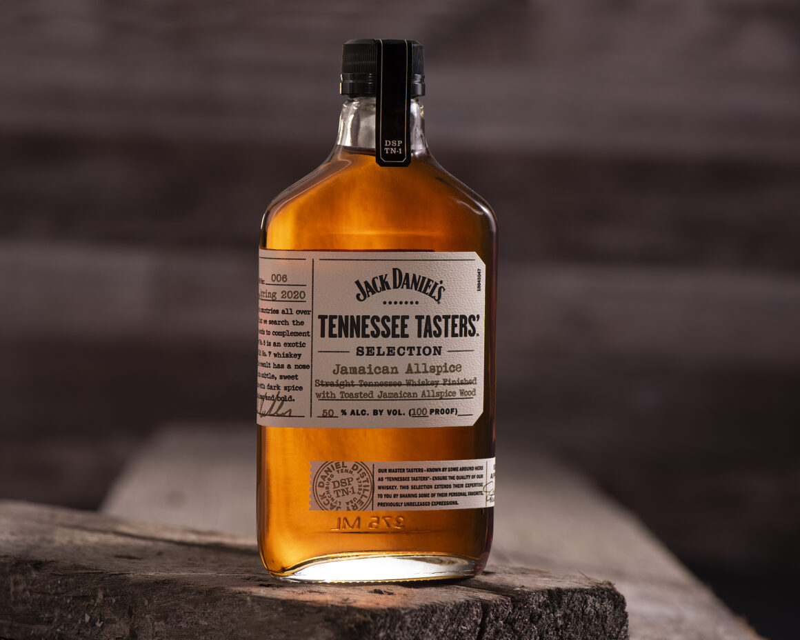 Jack Daniel's Tennessee Tasters' Selection Series