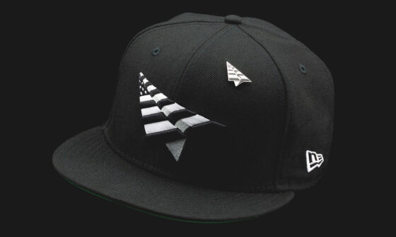 Paper Planes Crown Fitted