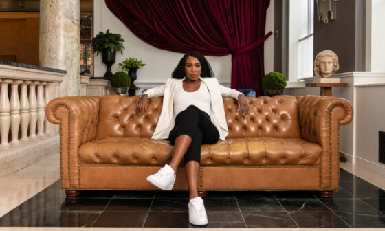 K-Swiss x EleVen by Venus Williams collection