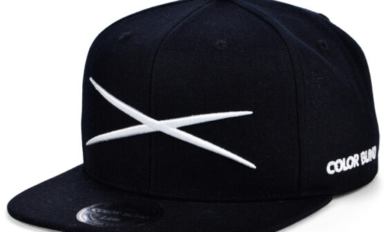 Color Blind x Lids hat