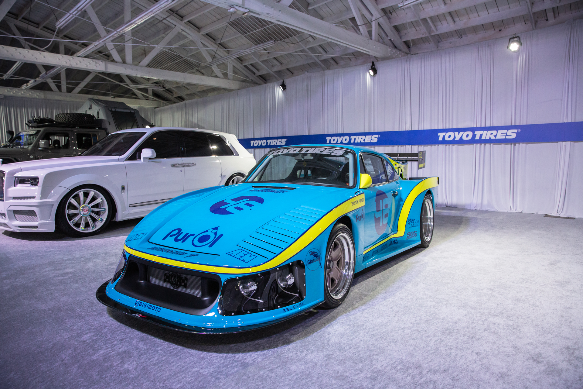 Toyo Tires Treadpass 3D