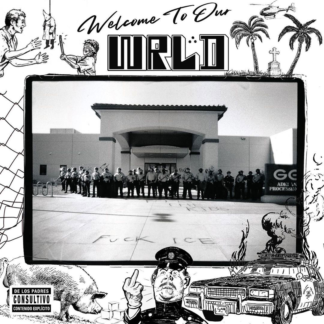 3rd Wrld - Welcome to Our WRLD
