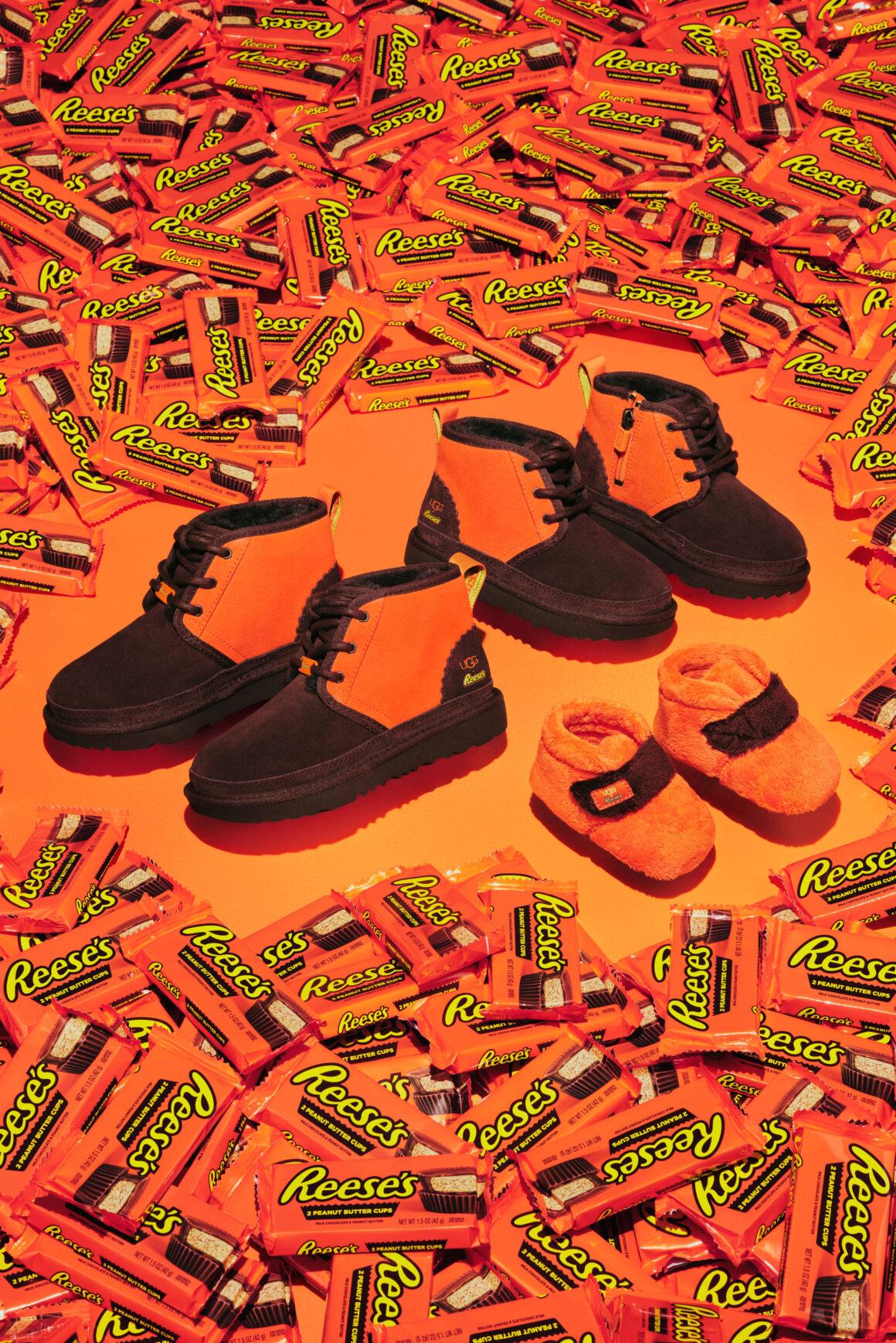 Foot Locker x Candy theme