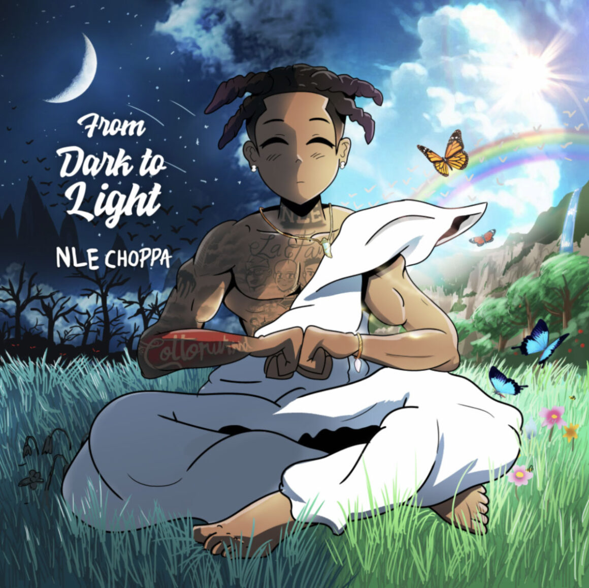 NLE Choppa - From Dark To Light