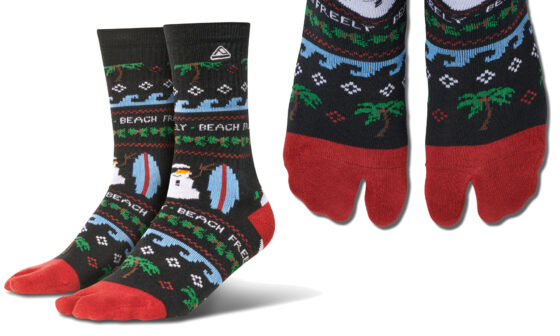 REEF Flip Socks collection