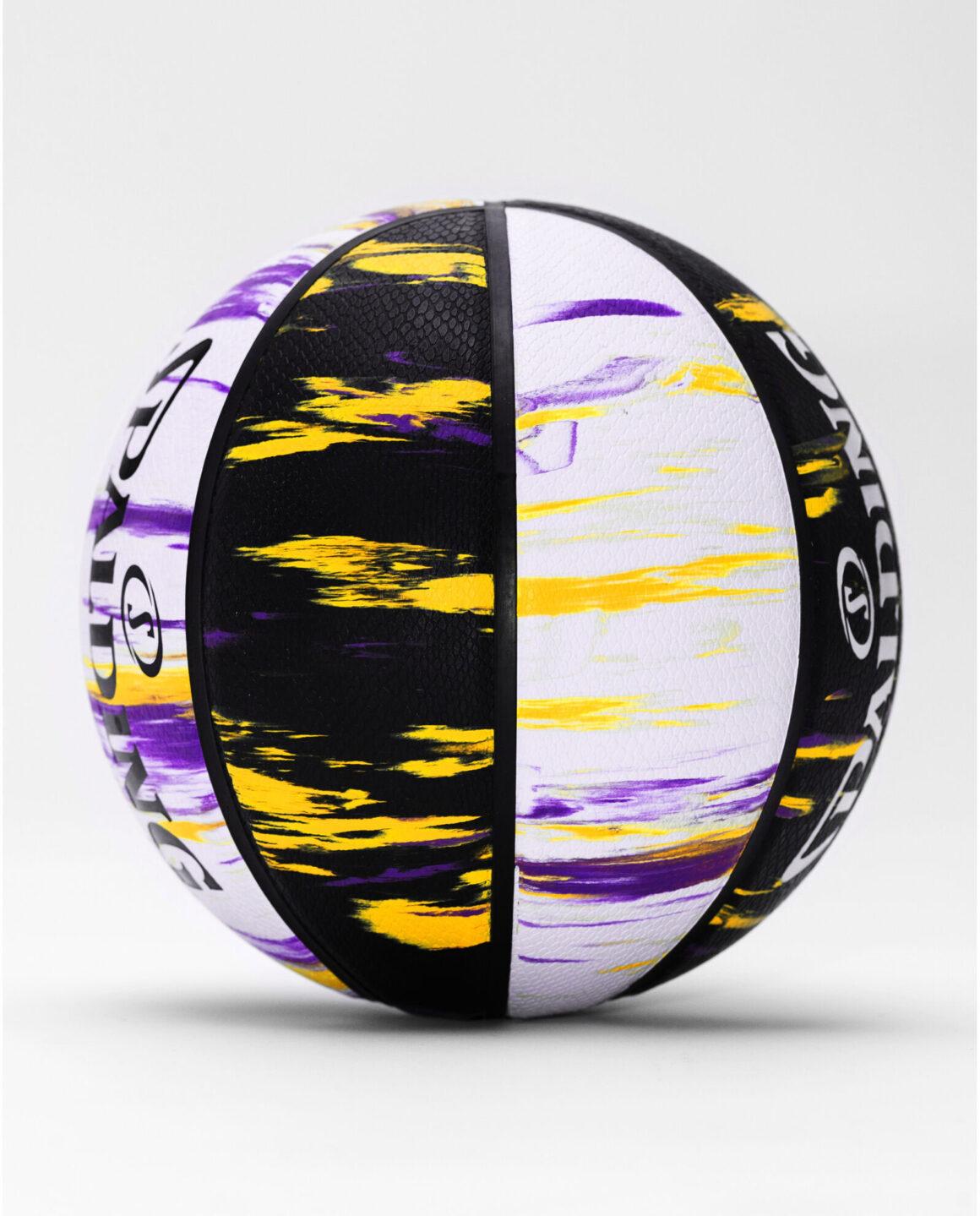 Spalding x Kobe Marbled Snake Basketball