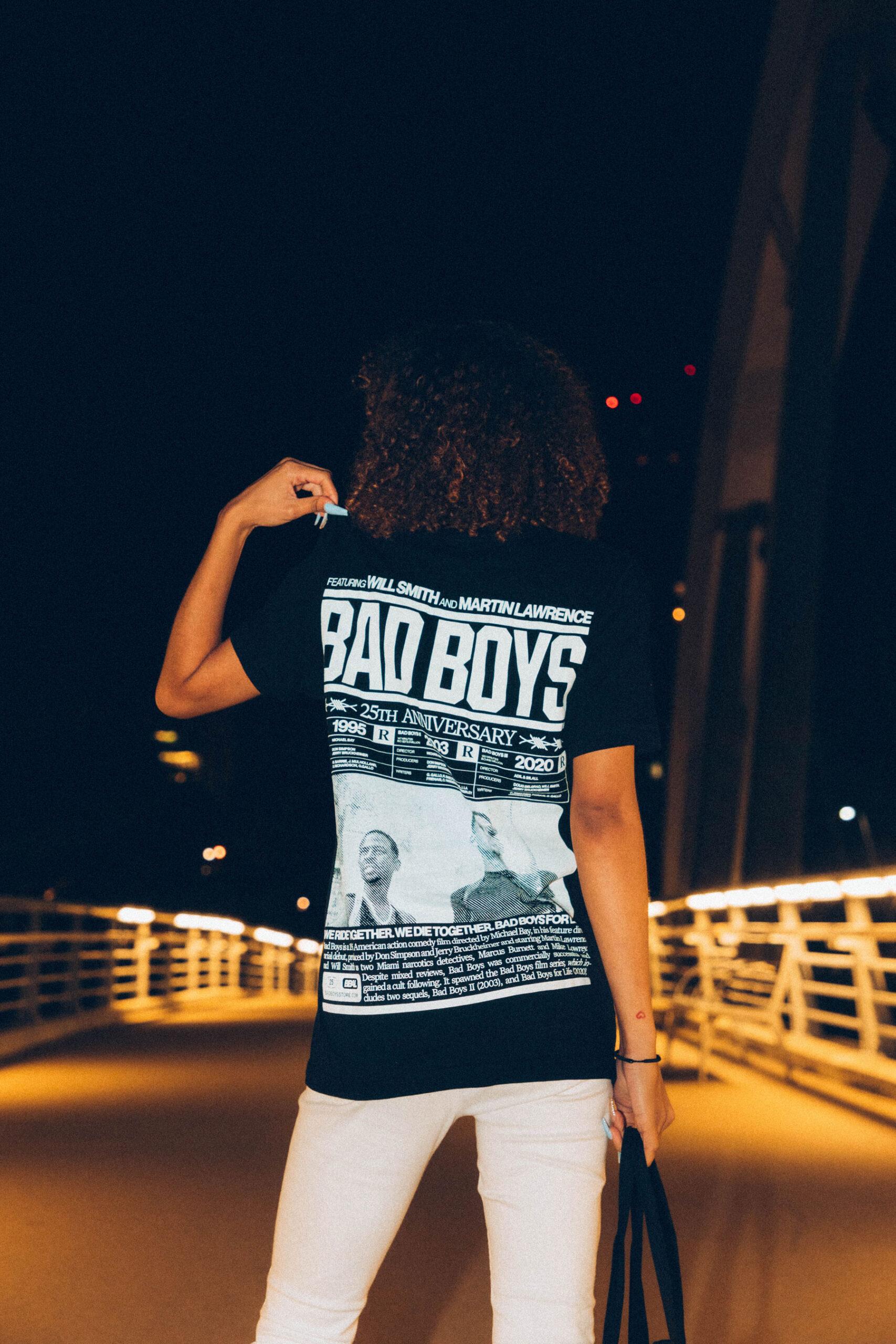 Bad Boys merch