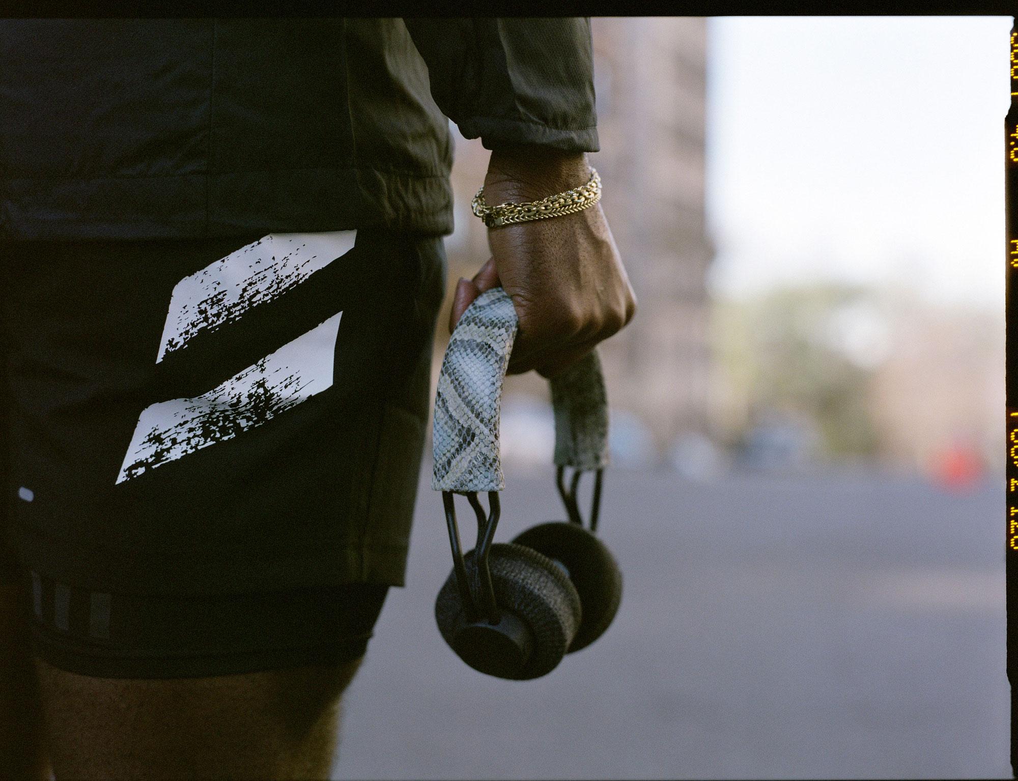 Kwasi Kessie x Adidas