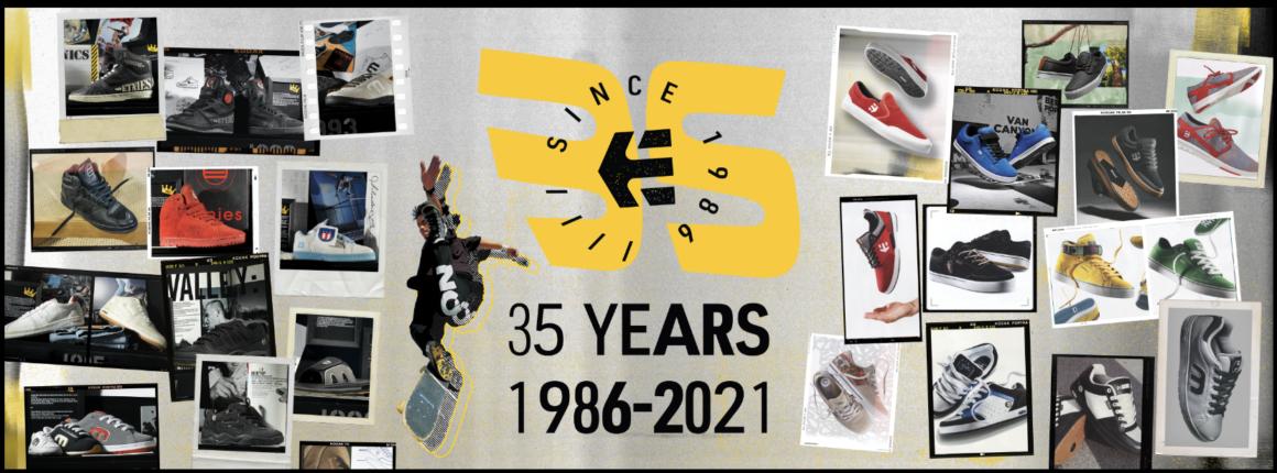 Etnies 35 Years