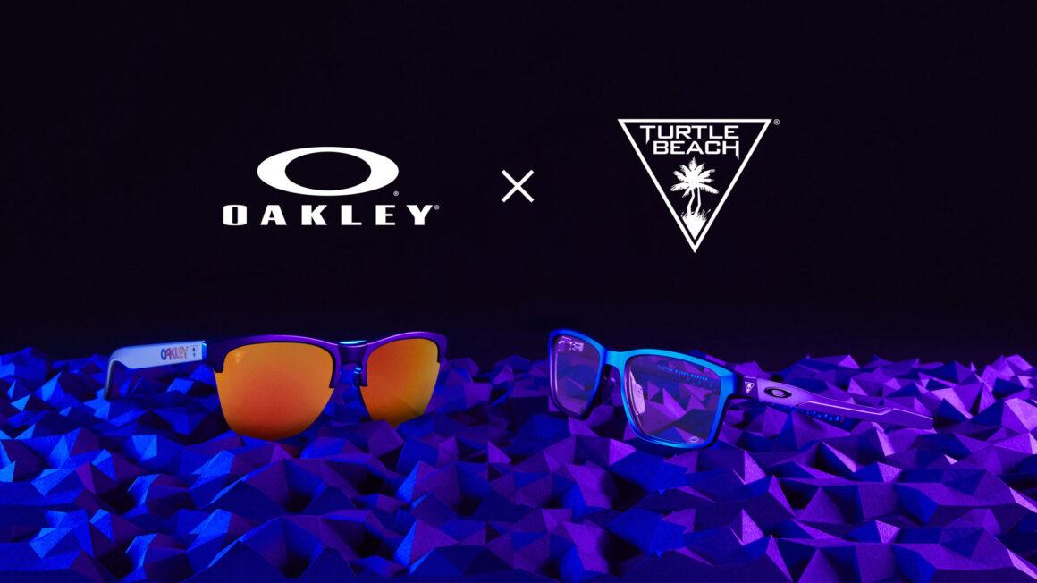 Oakley x Turtle Beach