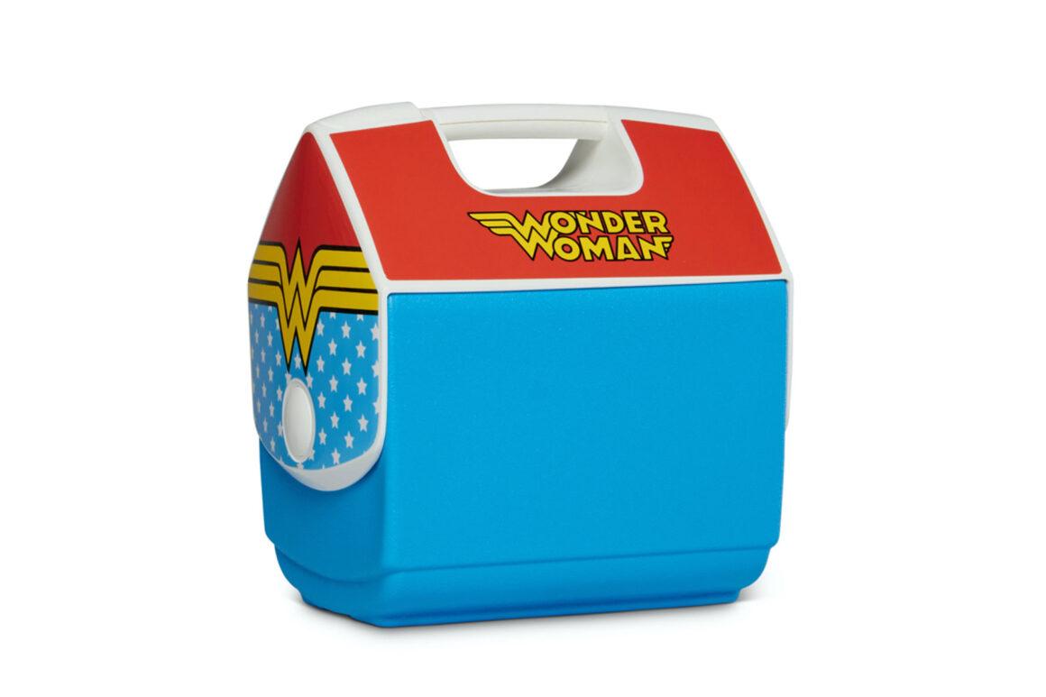 Igloo Wonder Woman™ Iconic Logo Playmate Pal