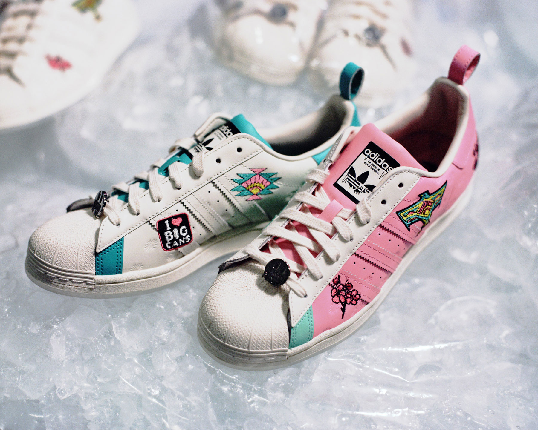 AriZona Iced Tea x adidas Originals collaboration