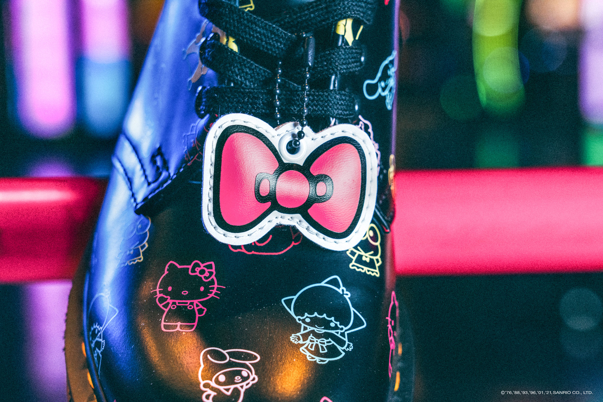 Dr. Martens x Hello Kitty collection