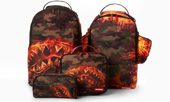 Sprayground x Lil TJay collection