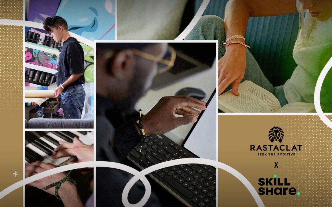 Rastaclat x Seek the Positive Foundation