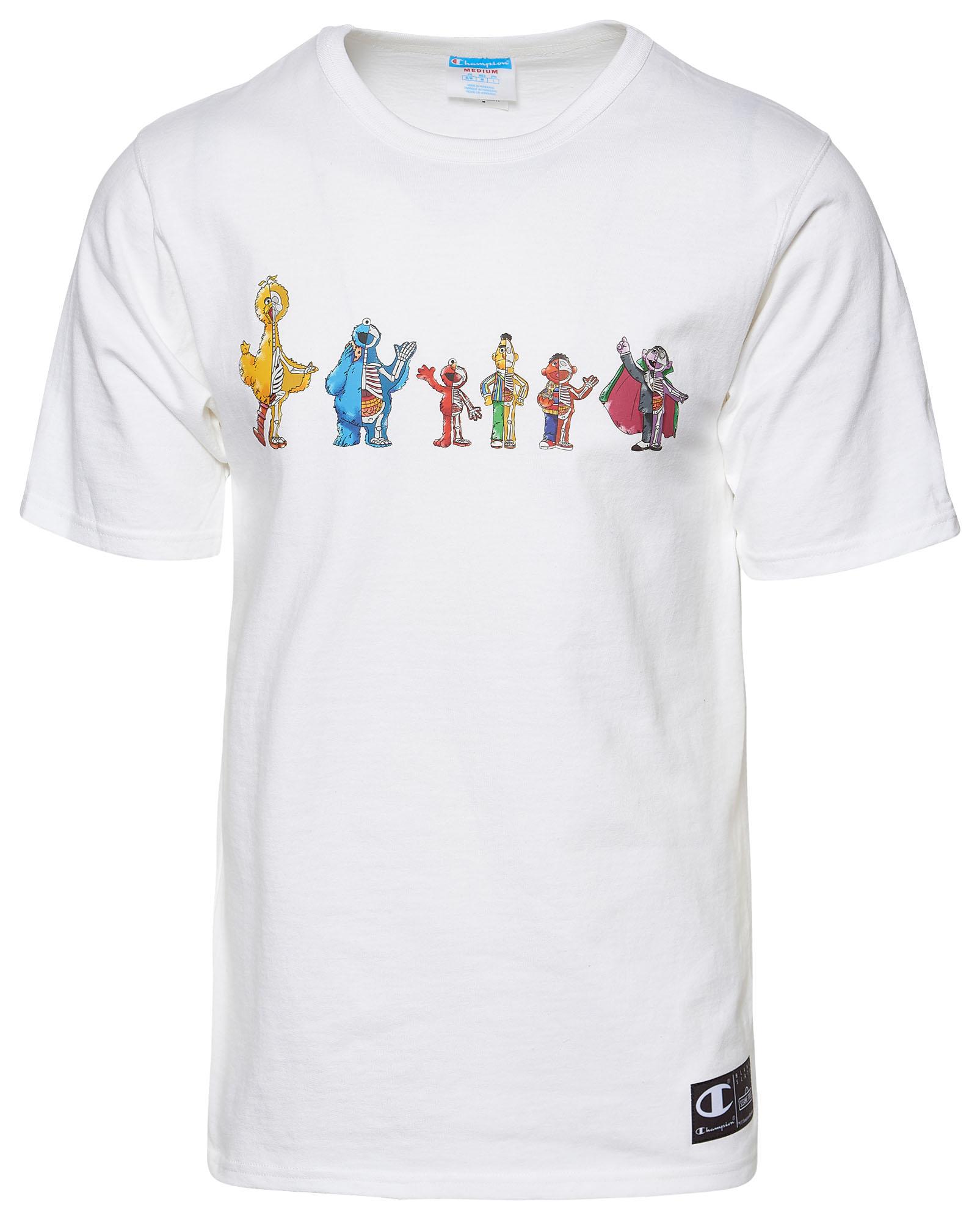 Sesame Street x Jason Freeny x Foot Locker