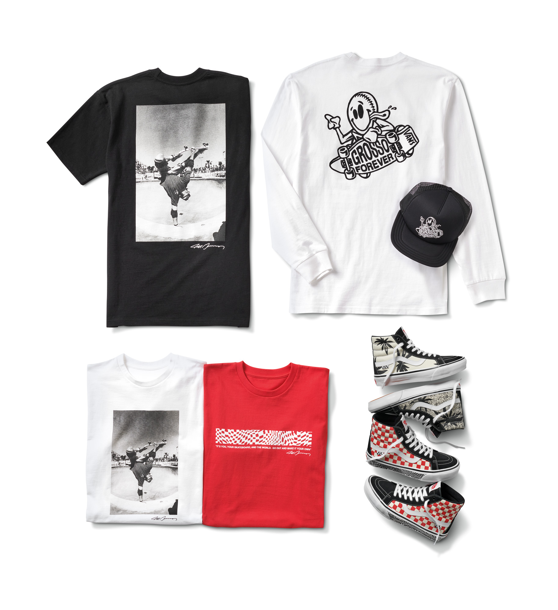Vans Grosso Forever Collection