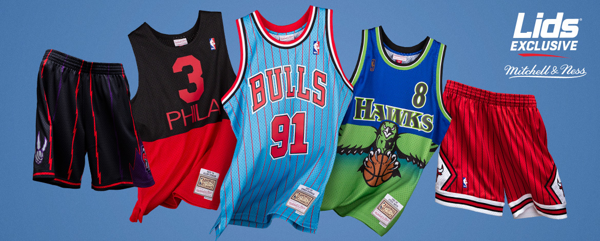 Mitchell & Ness NBA Reload Collection