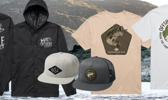 Offshore Lifestyle Bass Capsule Collection