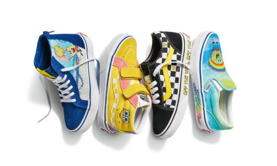 Vans x SpongeBob SquarePants