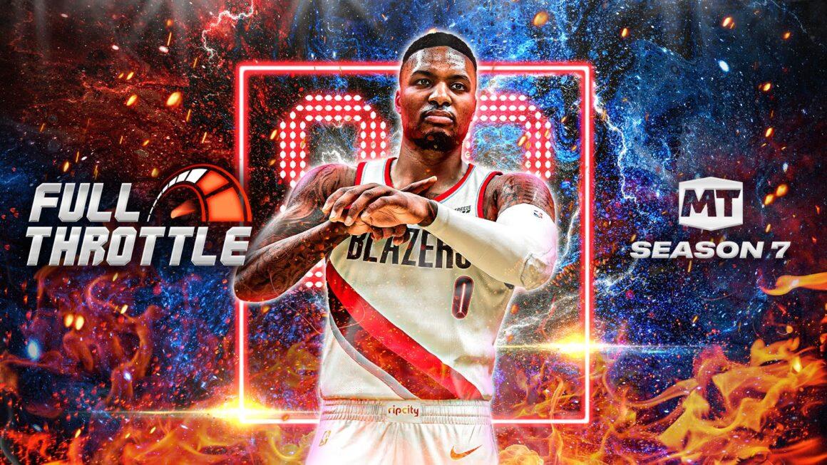 NBA 2K21 MyTEAM: Season 7 Full Throttle