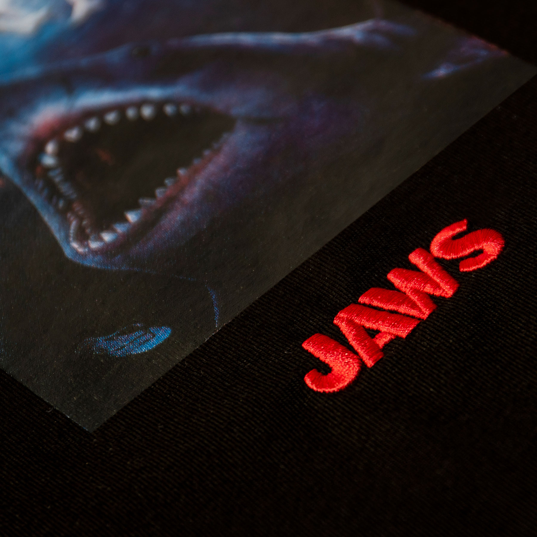 Shoe Palace x Jaws