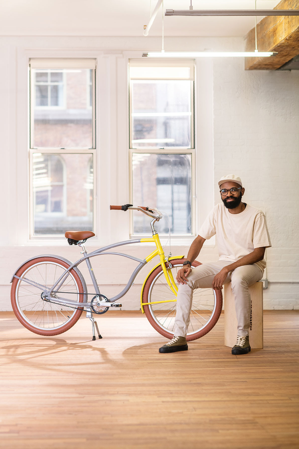 Priority Bicycles Pantone collection