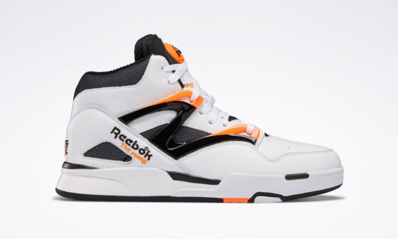 Reebok Pump Omni Zone II White