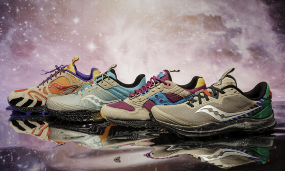 Saucony Astrotrail sneaker pack