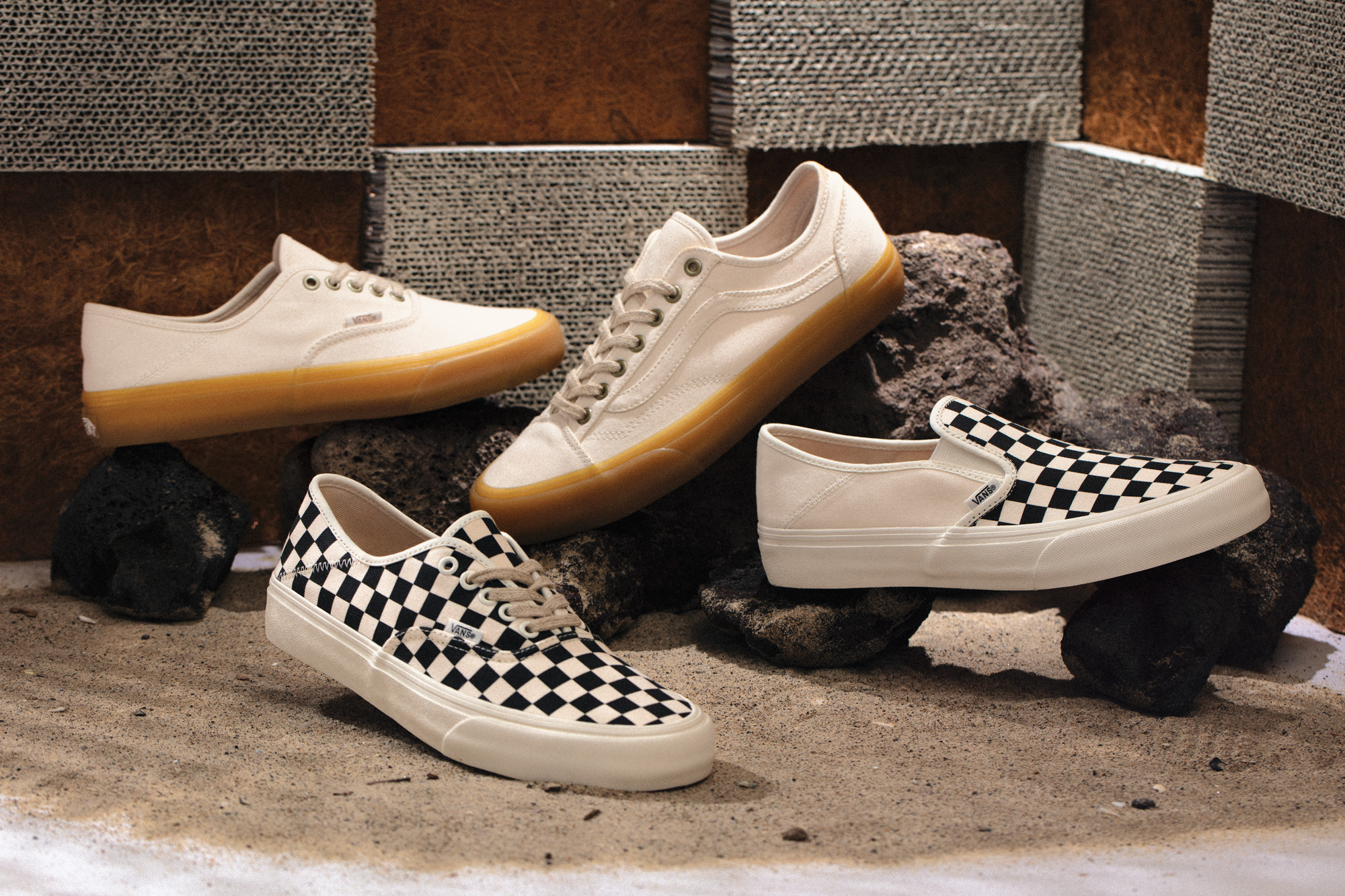 Vans Surf Eco Theory collection