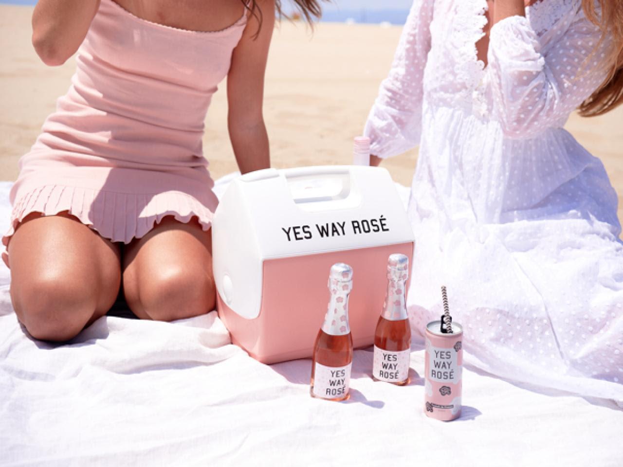 Igloo x Yes Way Rosé