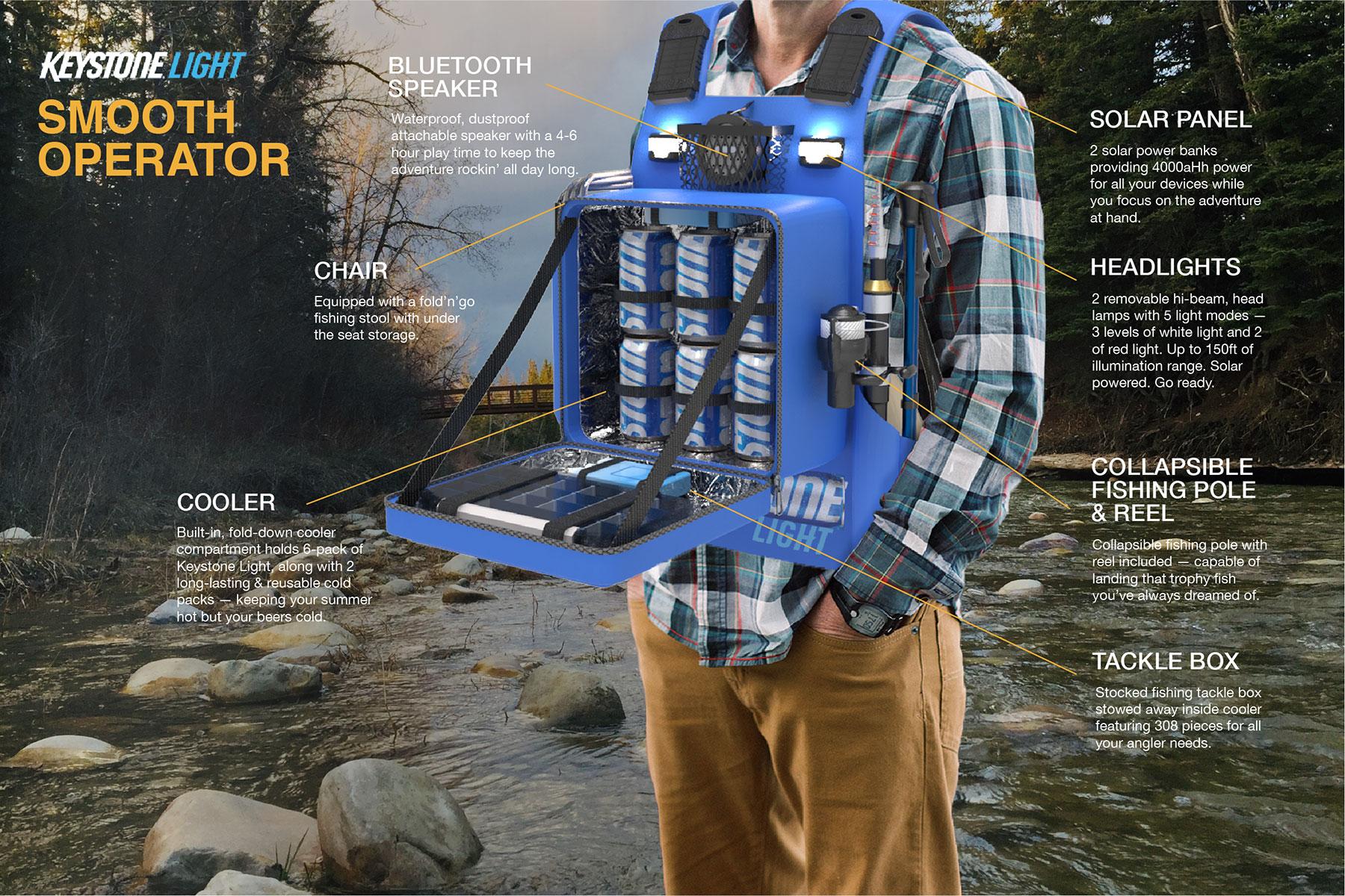 Keystone Smooth Operator Vest