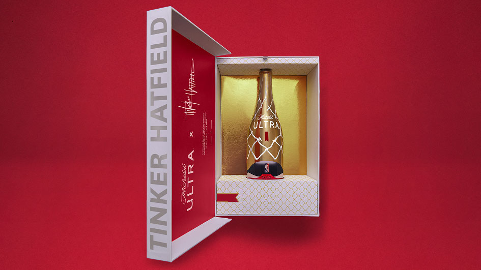 """Tinker Hatfield x Michelob ULTRA """"Not for Sale"""""""