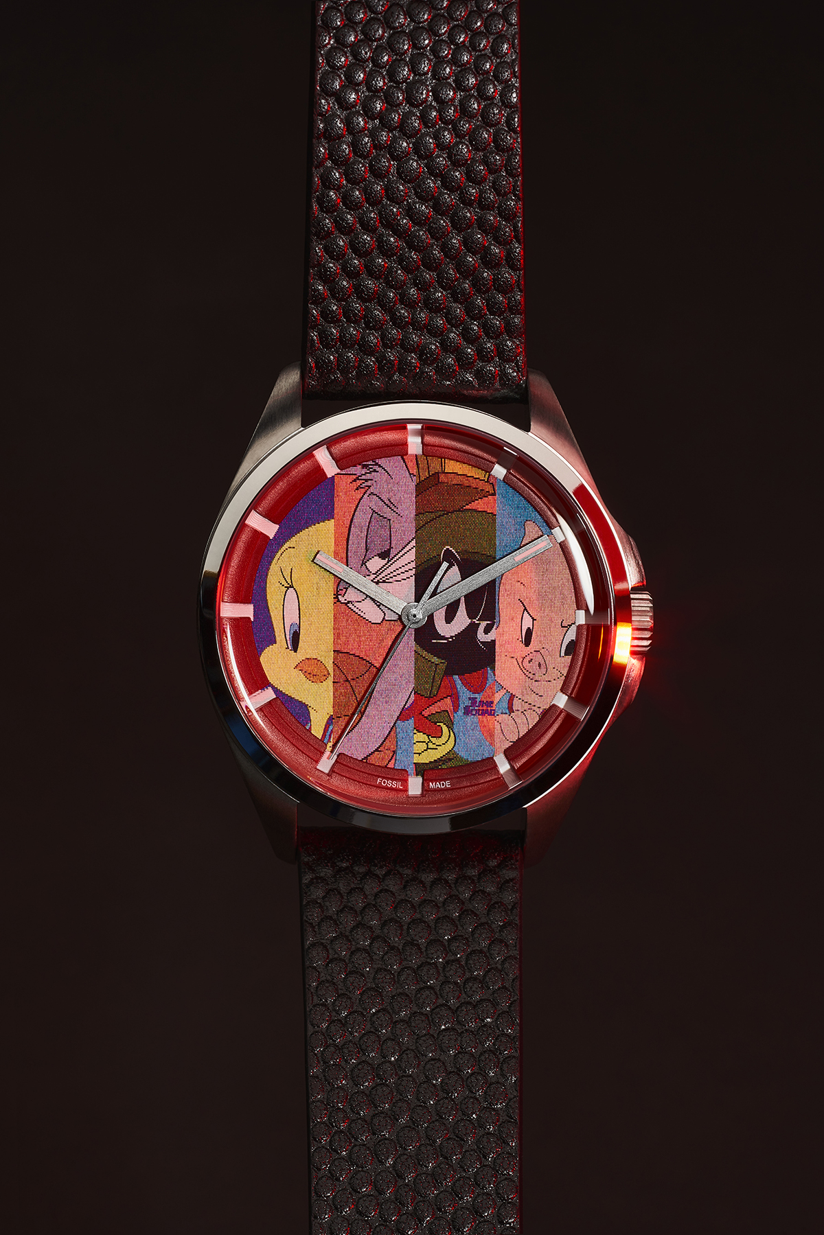 Space Jam by Fossil collection