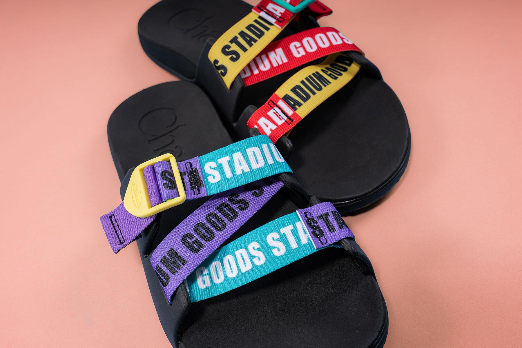 Stadium Goods x Chaco Chillo Slides