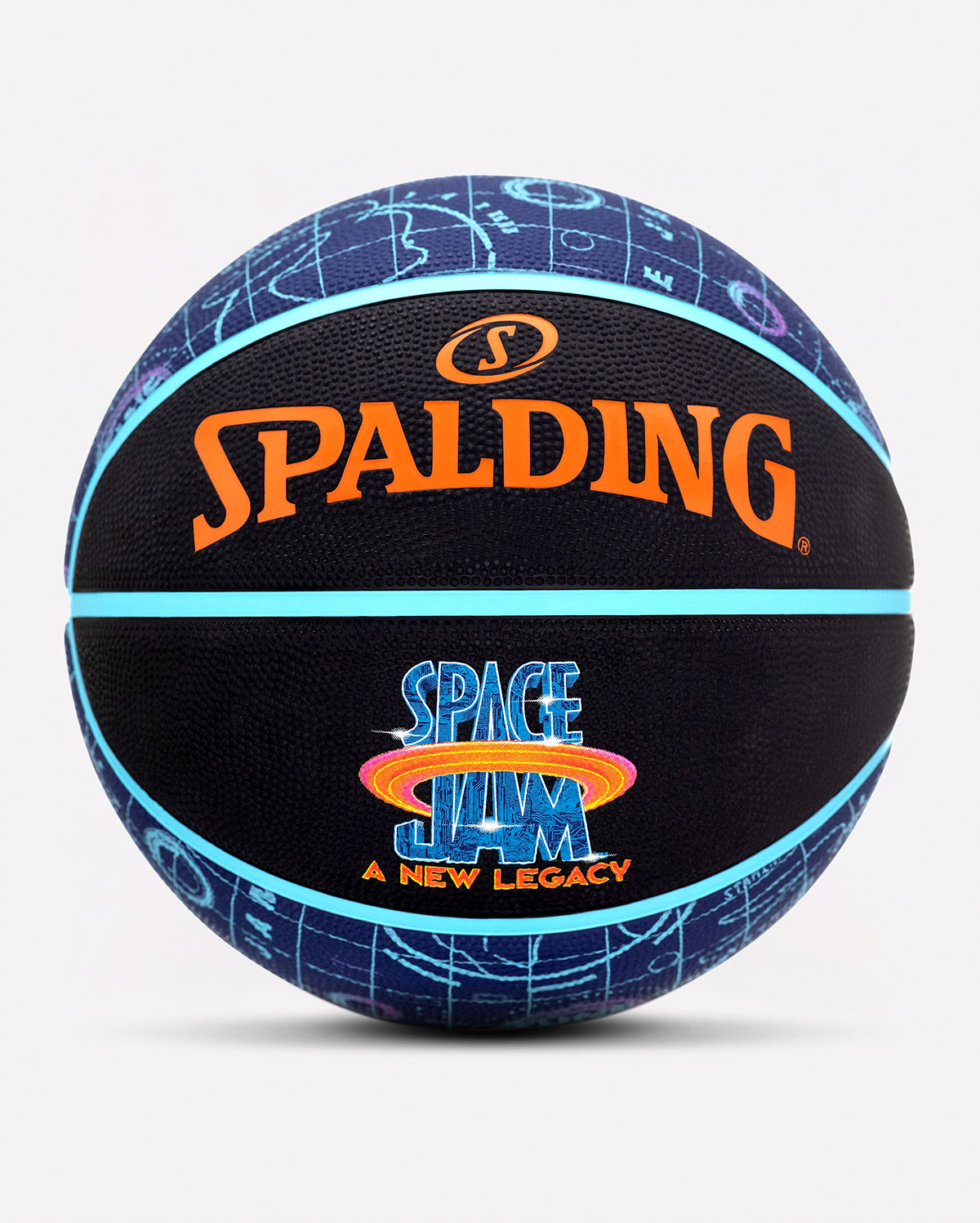 Spalding x Space Jam