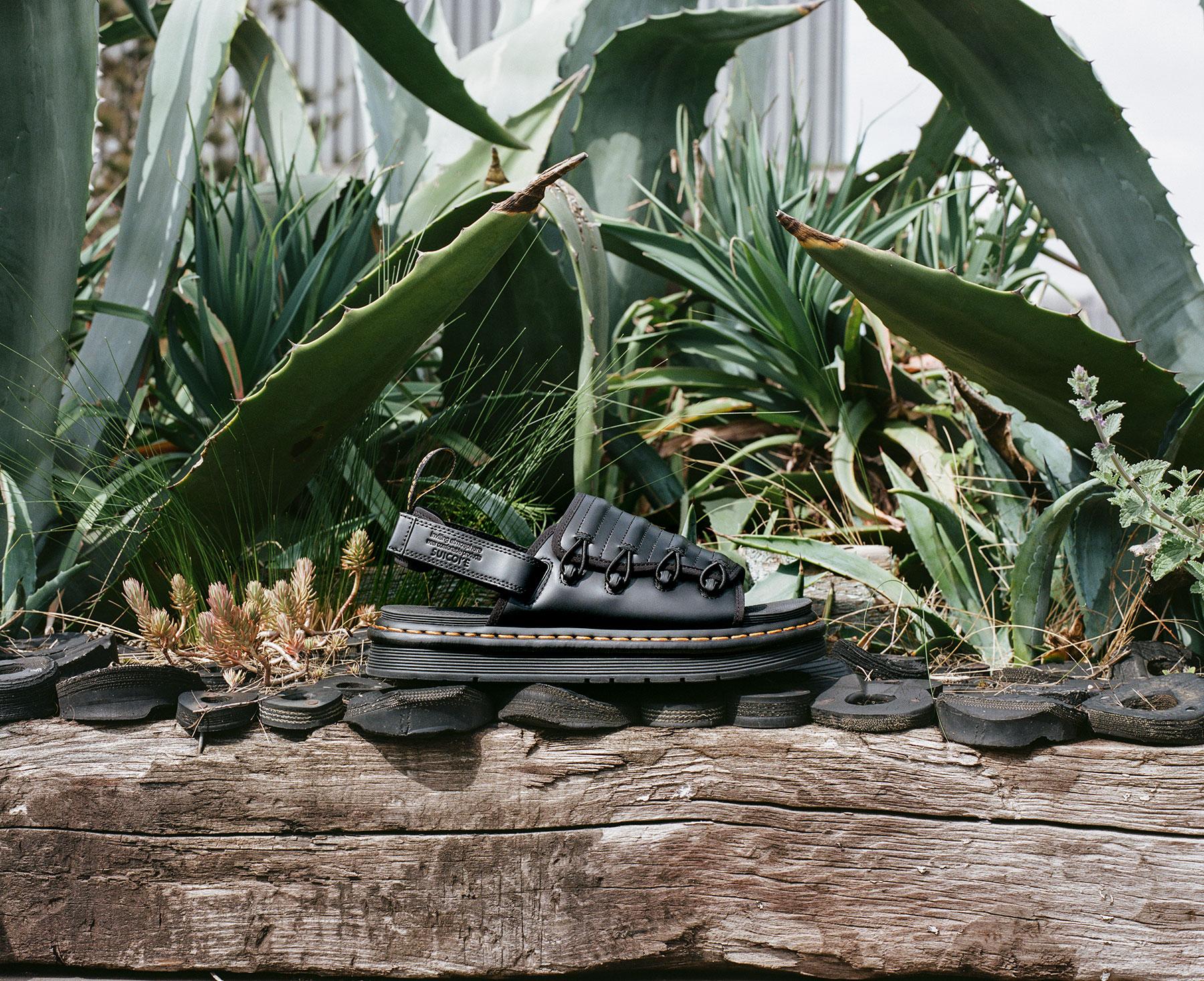 Dr. Martens x Suicoke MURA sandal