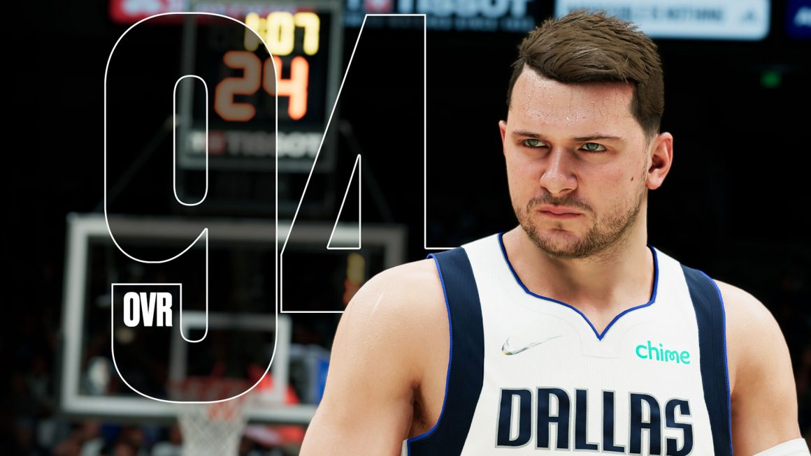 Luka Dončić - NBA 2K22