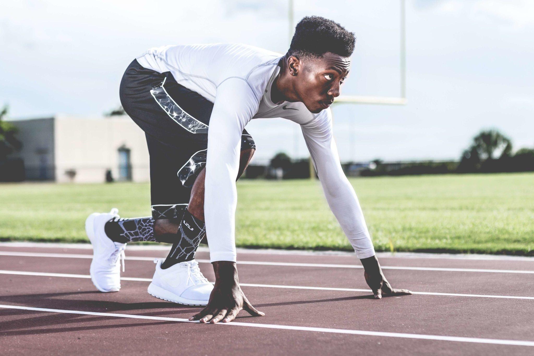Athlete - Runner