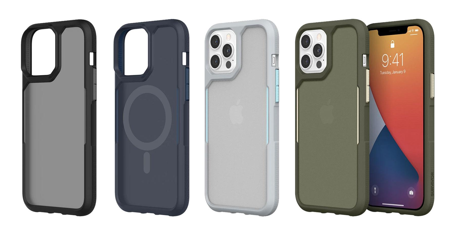 Survivor iPhone 13 cases