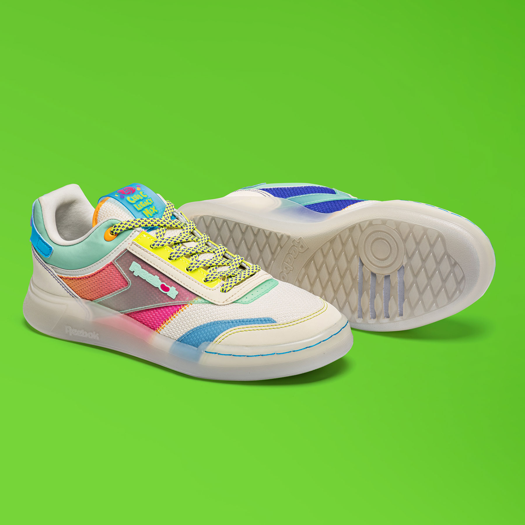 Reebok x Jelly Belly collection
